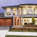 Australis 34, Modern Façade with Balcony