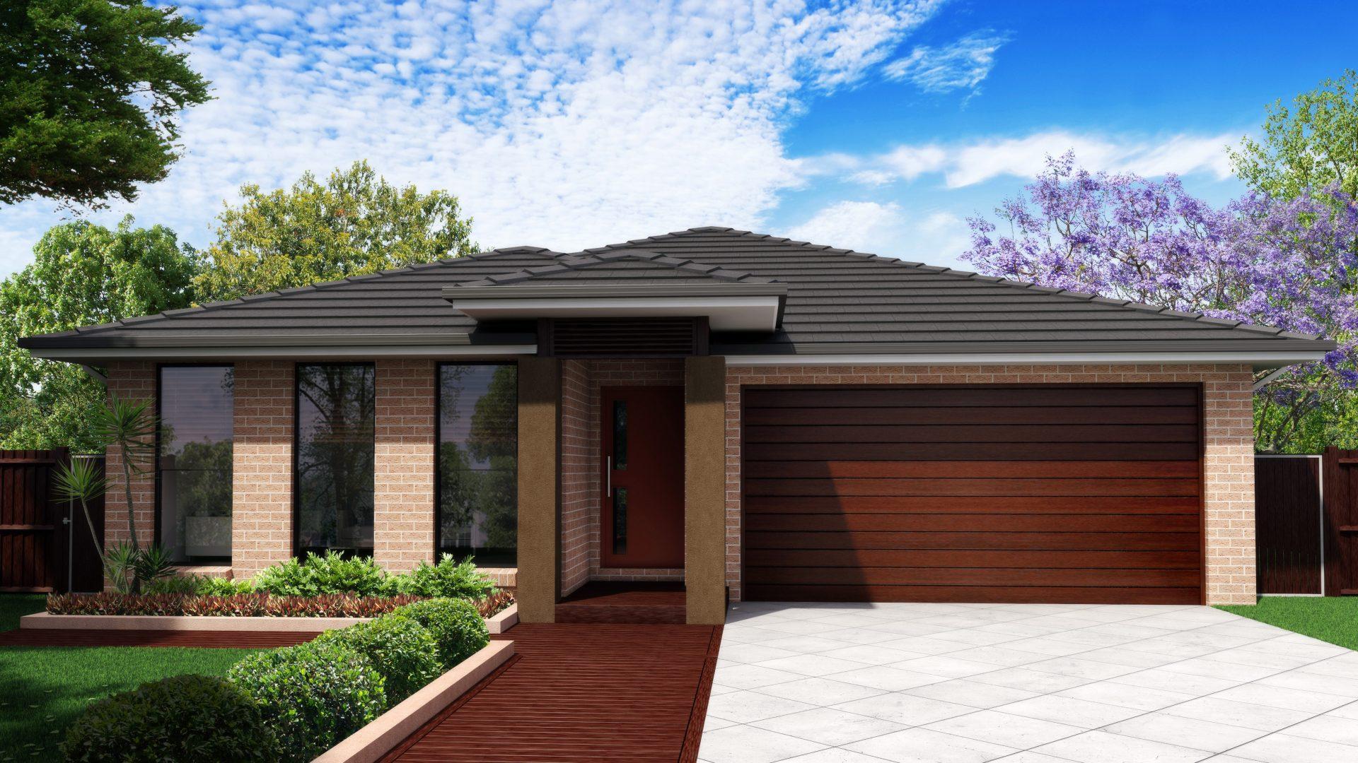 Esprit 26 Trend Facade Jandson Homes