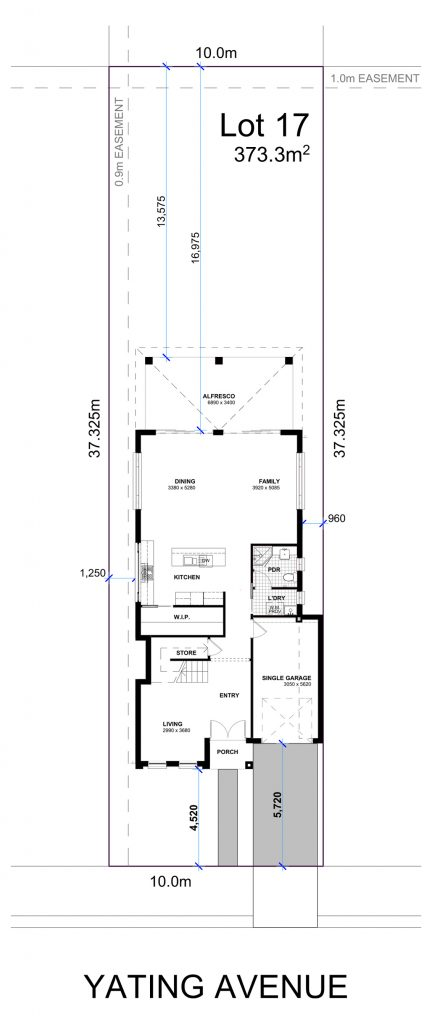 Lot 17 Schofields House And Land Package Jandson Homes