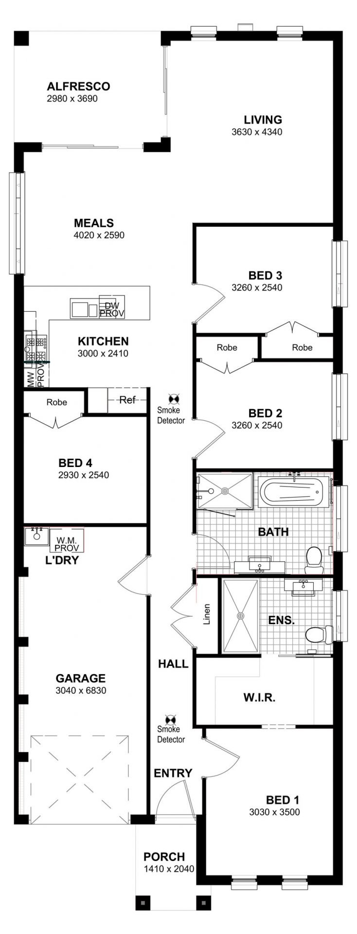 Lot 312 Austral House And Land Package Jandson Homes