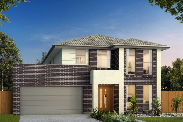Ceres 32, Trend Façade Two Storey Home Design