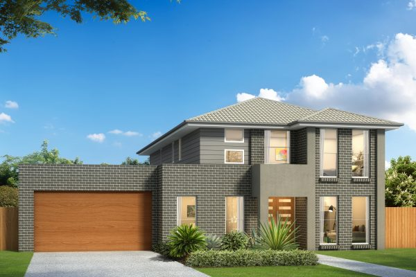 Ceres 35, Trend Façade New Home Design Sydney