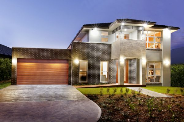 Ceres 35 Modern Façade with Balcony New Home Design Sydney