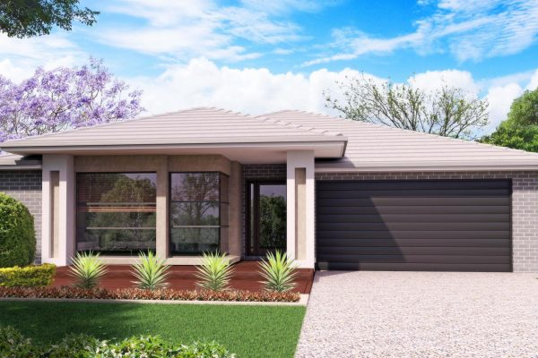 Large 743sqm Lot in Bingara Gorge with a 32.8 single level home