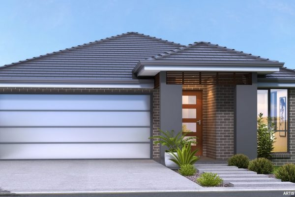 FIRST HOME BUYERS HOME AND LAND PACKAGE DOUBLE GARAGE ON A 11 METRE WIDE BLOCK
