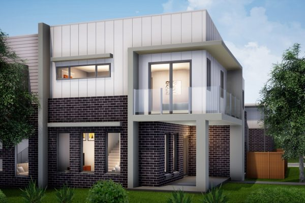 HOUSE AND STUDIO, 5% DEPOSIT, BALANCE ON COMPLETION. IN CONSTRUCTION